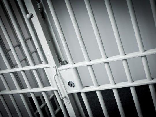 Getty Prison Bars