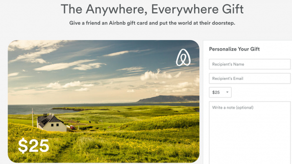 Airbnb Takes One Step Towards Holidays With Airbnb Gift Cards
