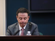 Rick Pitino could face NCAA suspension
