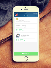 Bankjoy providers a mobile-banking smartphone app for
