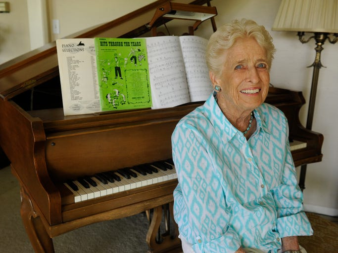 Pat Hillman, 86, helped found the Tulare County Symphony, played the flute in the orchestra for 20 years and continues to be a life-time supporter of both the Tulare County Symphony Association and the Symphony League.