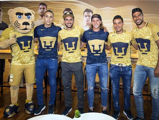 Pumas de la UNAM regresan con nuevos bríos.
