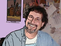 Meet and Greet with Cartoonist Leigh Rubin