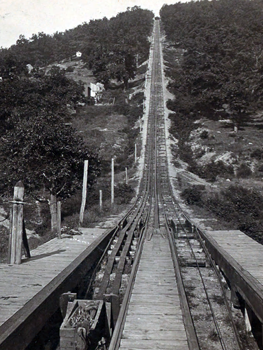 the history of switchback railway rollercoaster