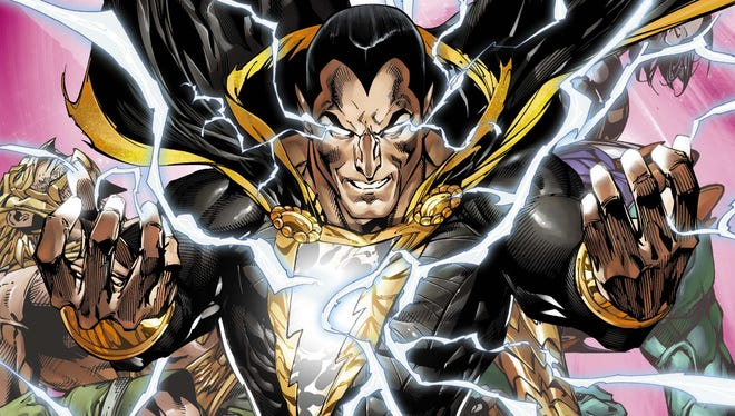 """Black Adam, the magical defender of Kahndaq and longtime Shazam foe, get his own """"Villains Month"""" spotlight issue."""