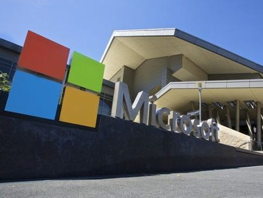 Microsoft to lay off thousands
