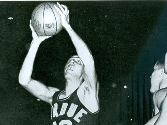 Purdue's  Terry Dischinger starred in the 1960s.