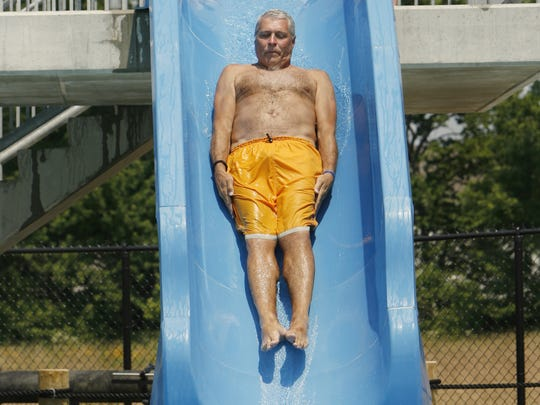 The Waterpark at Monon Community Center offers two