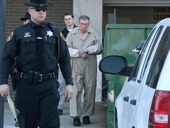 Dr. David Blasczak, the Wayne County physician accused