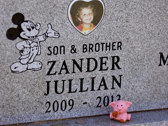 Zander Hughes loved Disney characters, especially Mickey