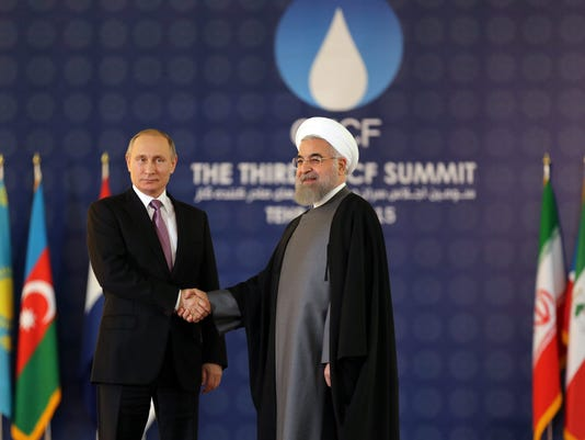 EPA IRAN GAS SUMMIT EBF ENERGY & RESOURCES IRA