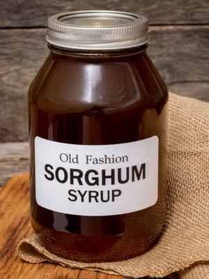 Artisanally Made Sorghum Syrup