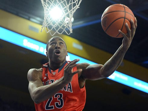 Rondae Hollis-Jefferson and top-ranked Arizona improved to 16-0.