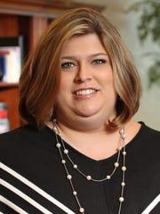 Meredith Hey, a Rodel Exemplary Teacher, teaches fourth-