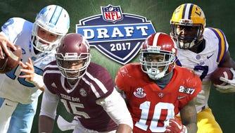 NFL mock draft 4.0