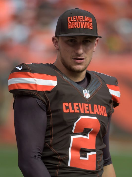 USP NFL: OAKLAND RAIDERS AT CLEVELAND BROWNS S FBN USA OH