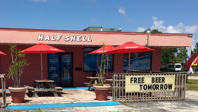 Halfshell Lounge has inhabited Park Meadows Drive in south Fort Myers since 1980.