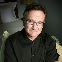 Robin Williams died Aug. 11.
