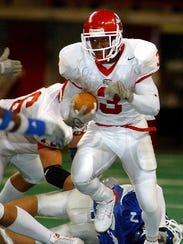 Stefan Logan is the all-time leading rusher at South