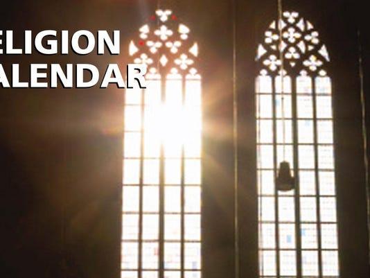 FRM religion cal 0730