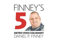 Finney's 5: Suggested snappy 'How hot is it?' tweets