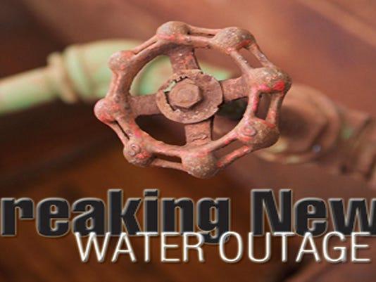 CLR-presto-wateroutage