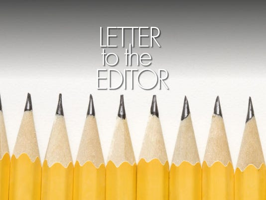 letter to the editor #filephoto.jpg