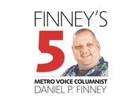 Finney 5: Suggested Iowa gun law reforms