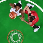 USA women's basketball team overcomes slow start, rolls past Japan in Rio