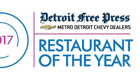 The 2017 Detroit Free Press/Metro Detroit Chevy Dealers Restaurant of the Year is Mabel Gray.