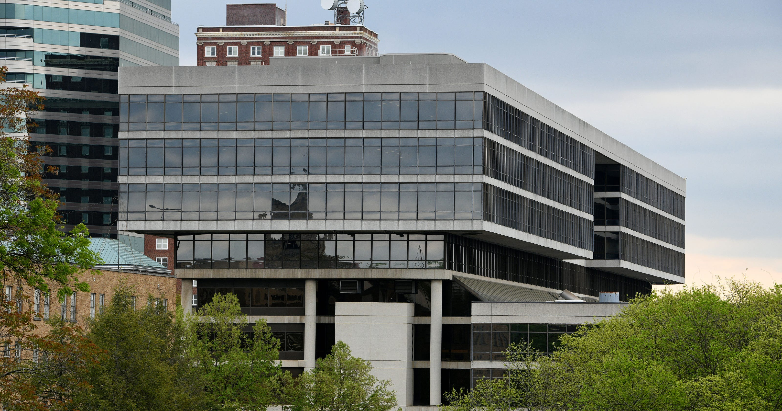 Knoxville City County Building Jobs