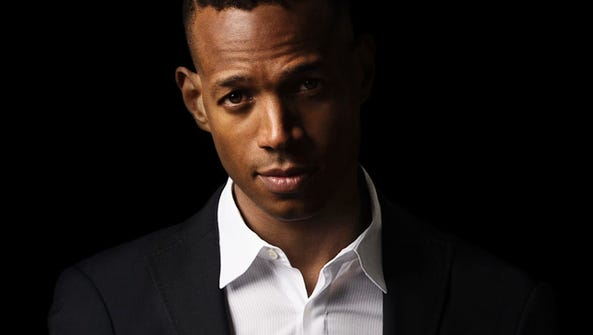 "Marlon Wayans stars in the movie spoof ""50 Shades of"