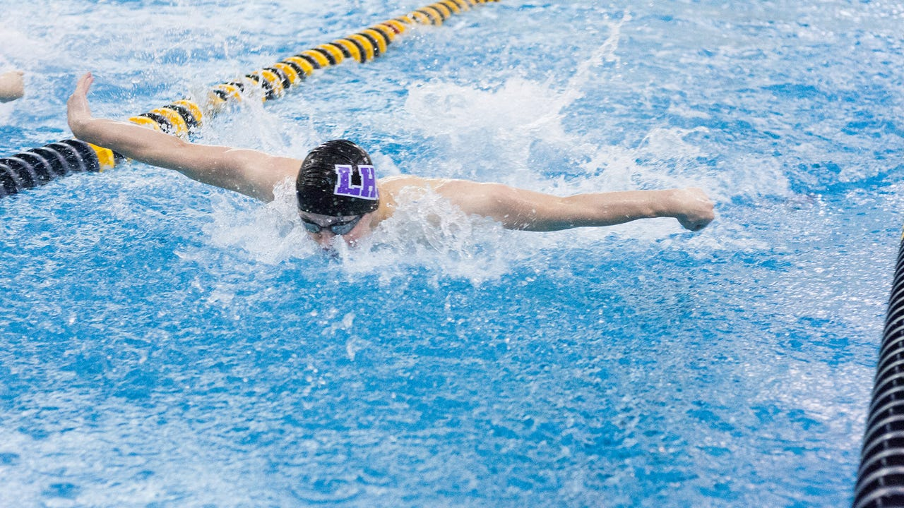 Watch: Highlights from the 2018 All-City Boys Swim & Dive Meet
