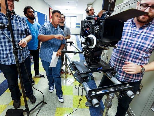 Student film lead