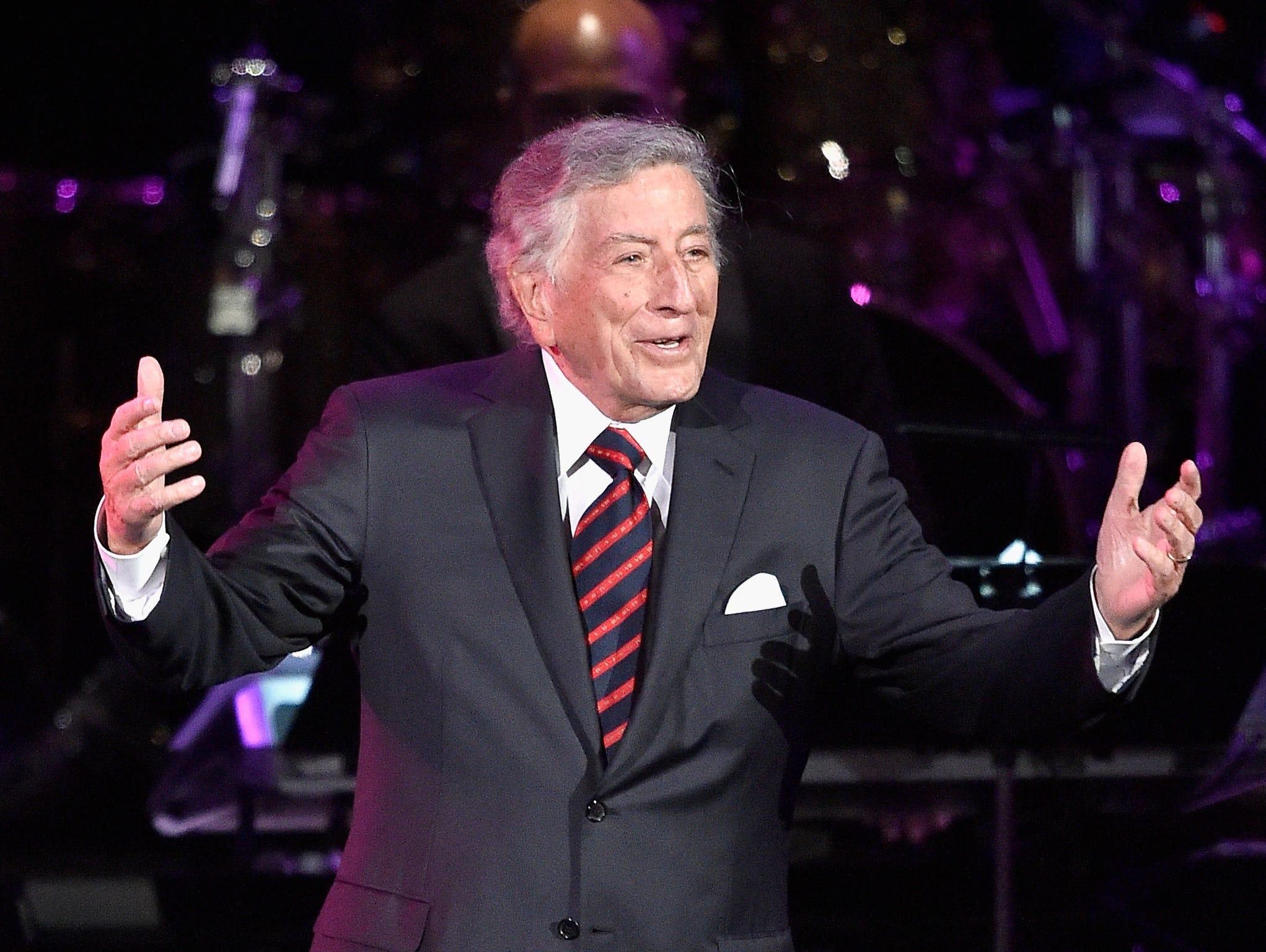 Legendary singer reveals secrets of his 70-year career.