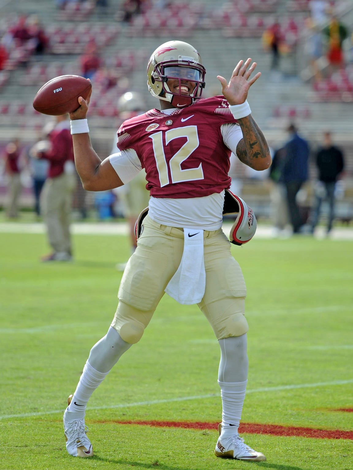 Francois is the new No. 1 for FSU after Sean Maguire went down with an injury.