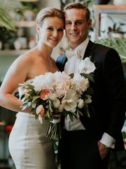 James Hoover and Tatiana Mirutenko are pictured at