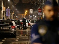 Man with explosives in backpack nabbed at Brussels tram stop
