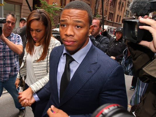 Roger Goodell testifies for two hours during Ray Rice's appeal