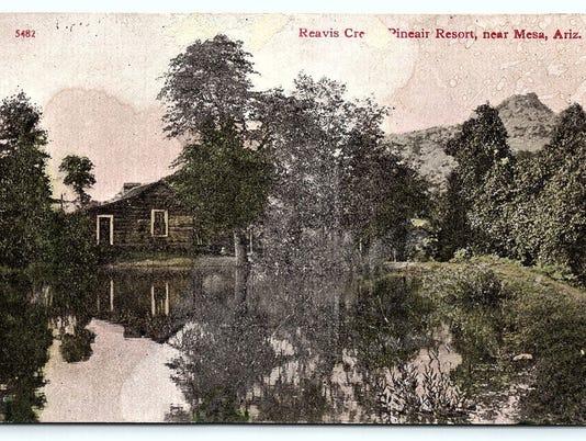 Pineair Resort Creek