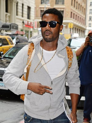 Singer/producer Ray J, seen here last summer in New York, was arrested Friday in L.A.