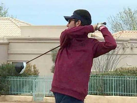 Deming High golf
