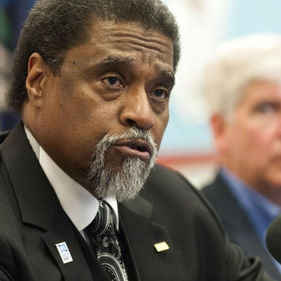 DPS Emergency Manager Darnell Earley informed Gov. Rick Snyder this week he'd be stepping down, effective Feb. 29.