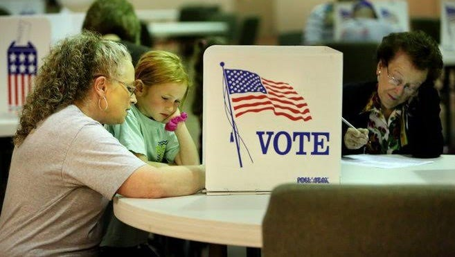 Mississippi municipal primary elections are Tuesday.