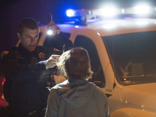 Fort Collins Police Services Officer Andrew Edmonds