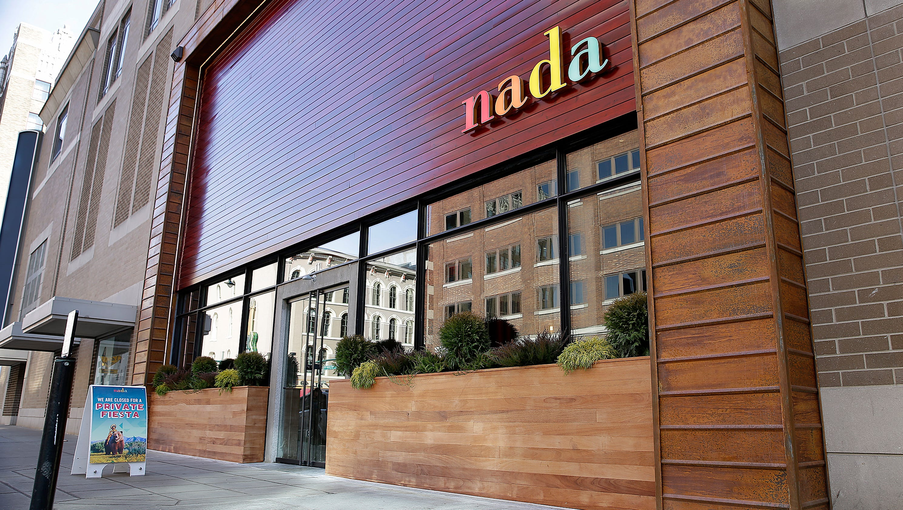 nada downtown 39 s new modern mexican restaurant