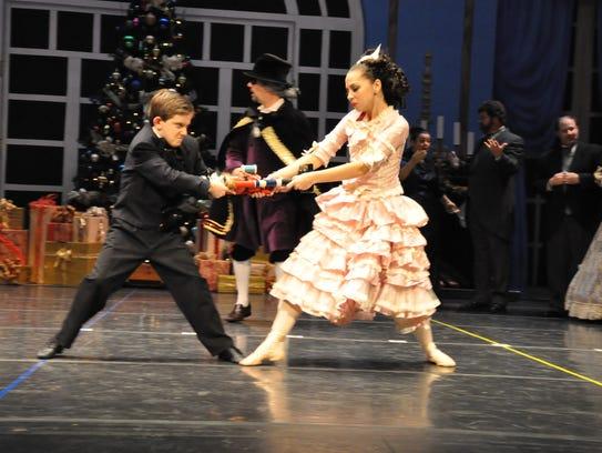 "The Midstate Ballet presents ""The Nutcracker"" Dec."