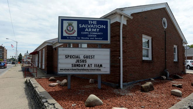 Families in need of Christmas aid can apply between Oct. 12-16 at the Salvation Army Citadel at South Seventh and A streets.