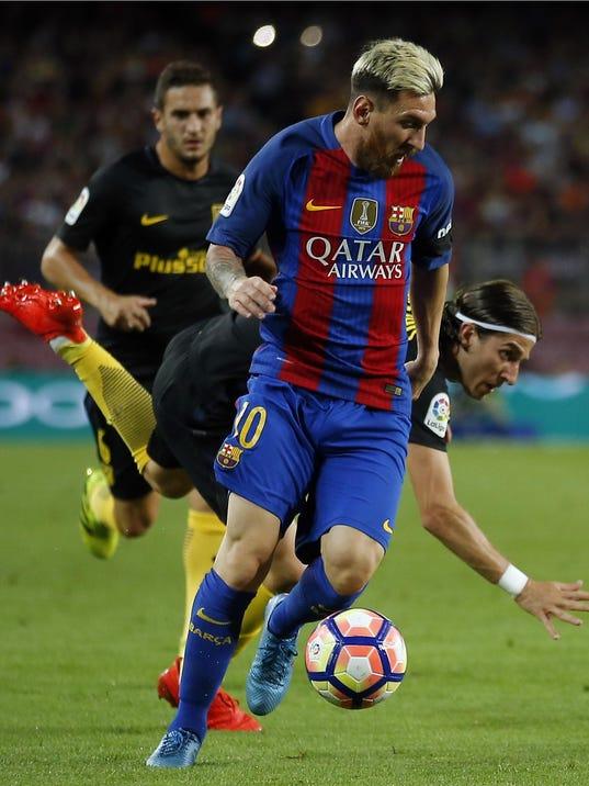 Lionel Messi,Filipe Lu's