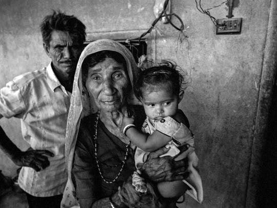 India - A Celebration of Life is a collection of photography